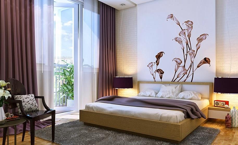 Phòng ngủ mẫu