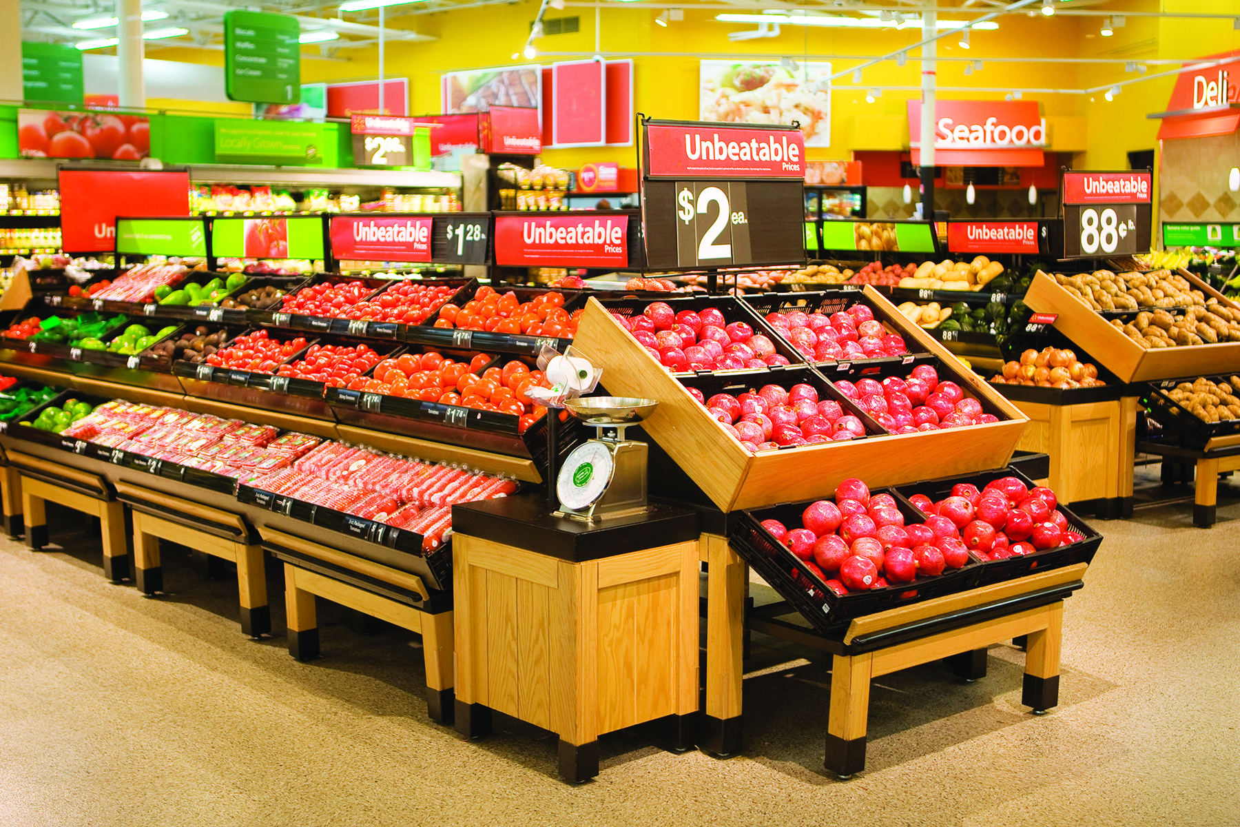 Hệ thống siêu thị, trung tâm thương mại