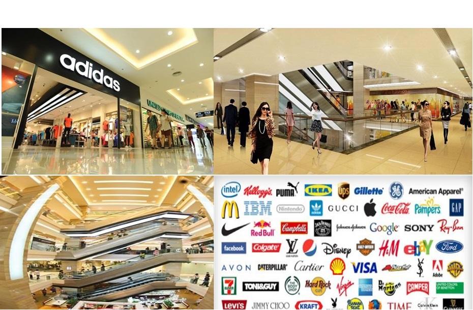 Tiện ích nội khu - Trung tâm thương mại A7 Nam Trung Yên