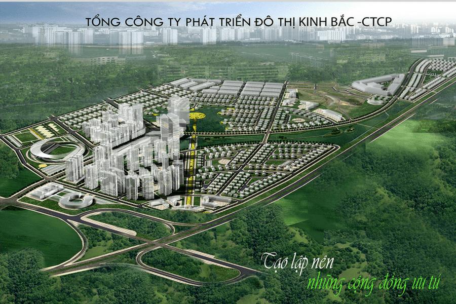 Tổng thể dự án Phúc Ninh