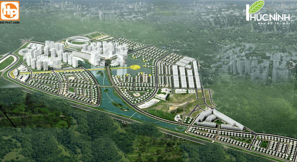 Phối cảnh dự án Phúc Ninh