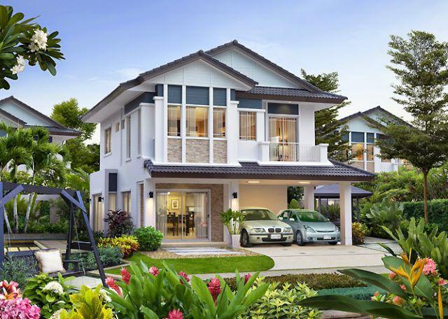 Hình ảnh căn hộ phối cảnh an vượng villa
