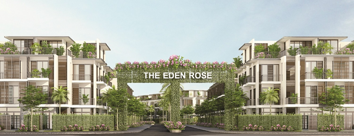 The Eden Rose Thanh Liệt