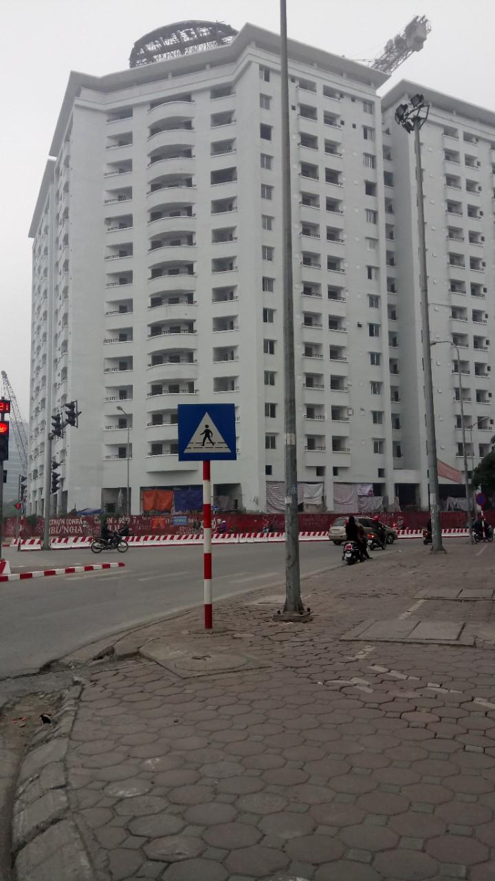 Hiện trên địa bàn TP Hà Nội có 09 dự án nhà ở xã hội đang bán, cho thuê.