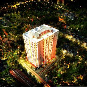 Dự án chung cư Trương Định Complex