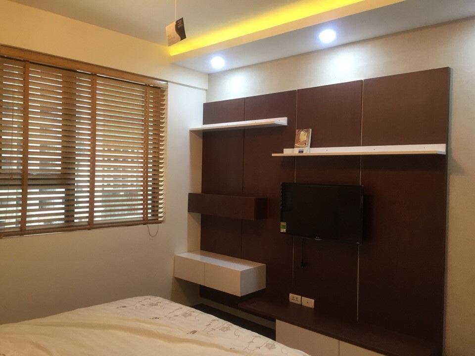 Căn hộ mẫu phòng ngủ
