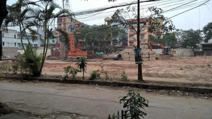 Công trường T&T 120 Định Công