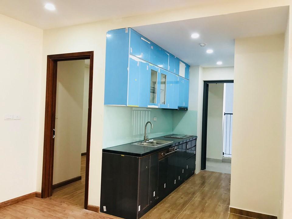 Bếp chung cư 43 Phạm Văn Đồng