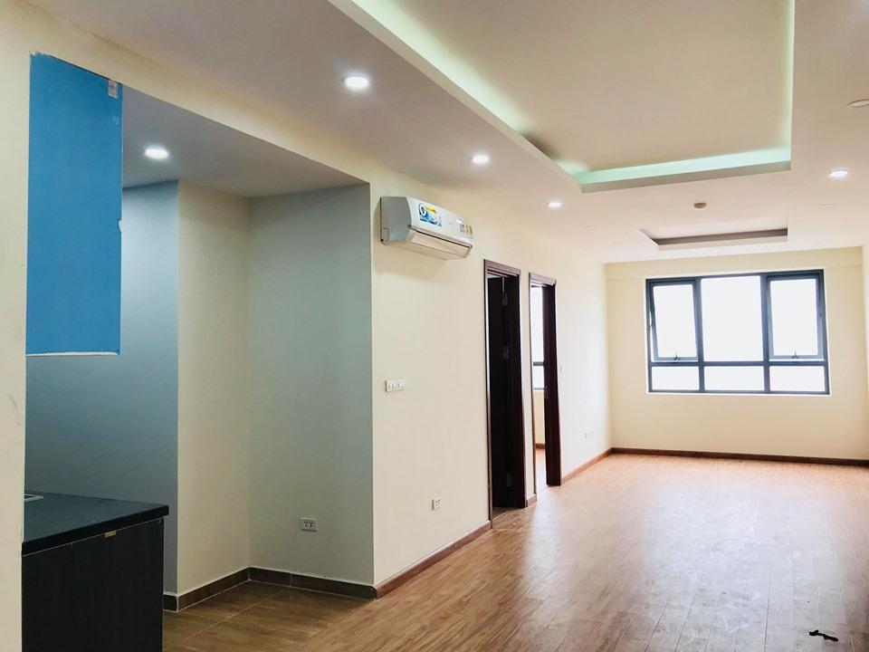 phòng khách chung cư 43 Phạm Văn Đồng