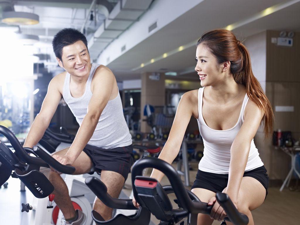 Phòng Gym – Spa