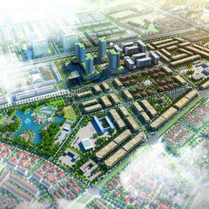 Phối cảnh dự án Nam 32