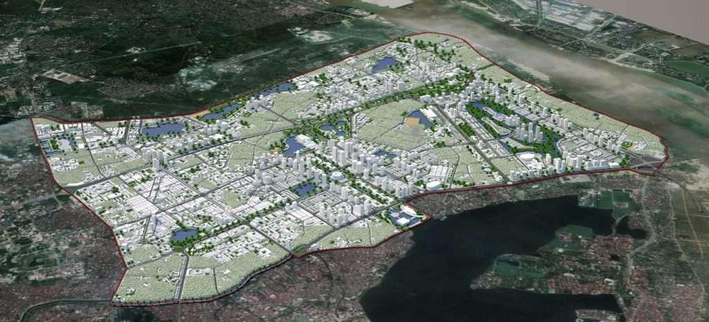 Quy hoạch khu đô thị mới Nam 32