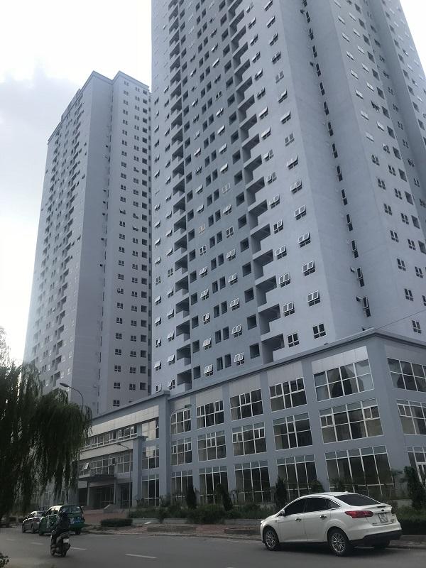 Chung cư A14 Nam Trung Yên