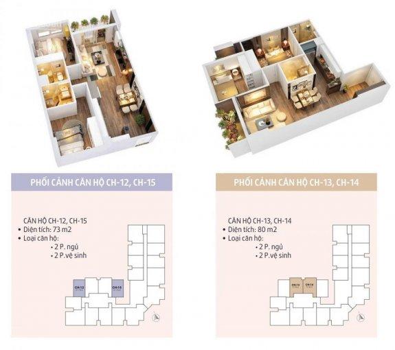 thiết kế 3d căn 12 15 golden feild mỹ đình