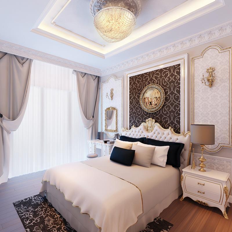 thiết kế nội thất chung cư the emeral