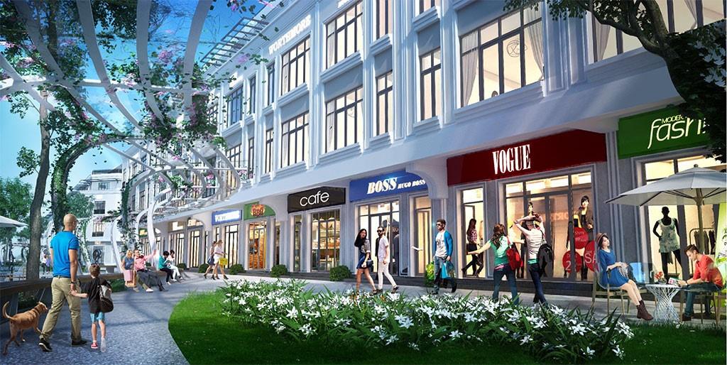 Shophouse kim chung di trạch 2020