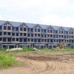 nhà xây thô dự án