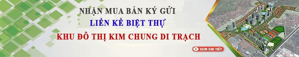 Mua bán ký gửi Liền kề Kim Chung Di Trạch