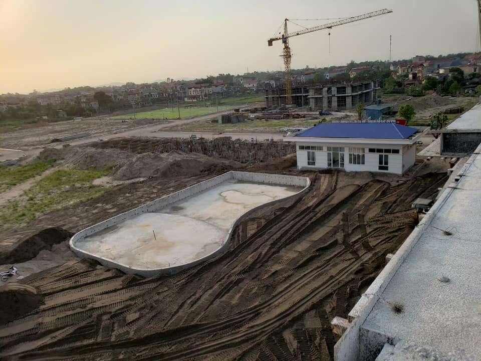 xây dựng bể bơi noxh thuận thành