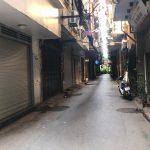 Nhà ngõ 2 Trần Cung