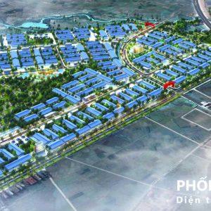 Khu công nghiệp Tân Hưng - Lạng Giang, Bắc Giang