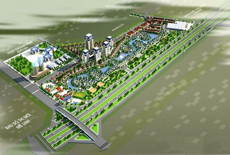Tổng quan dự án New house city