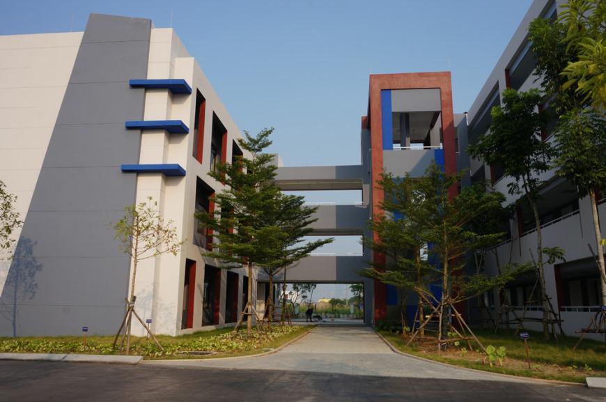Trường quốc tế Mỹ St.Paul Hà Nội