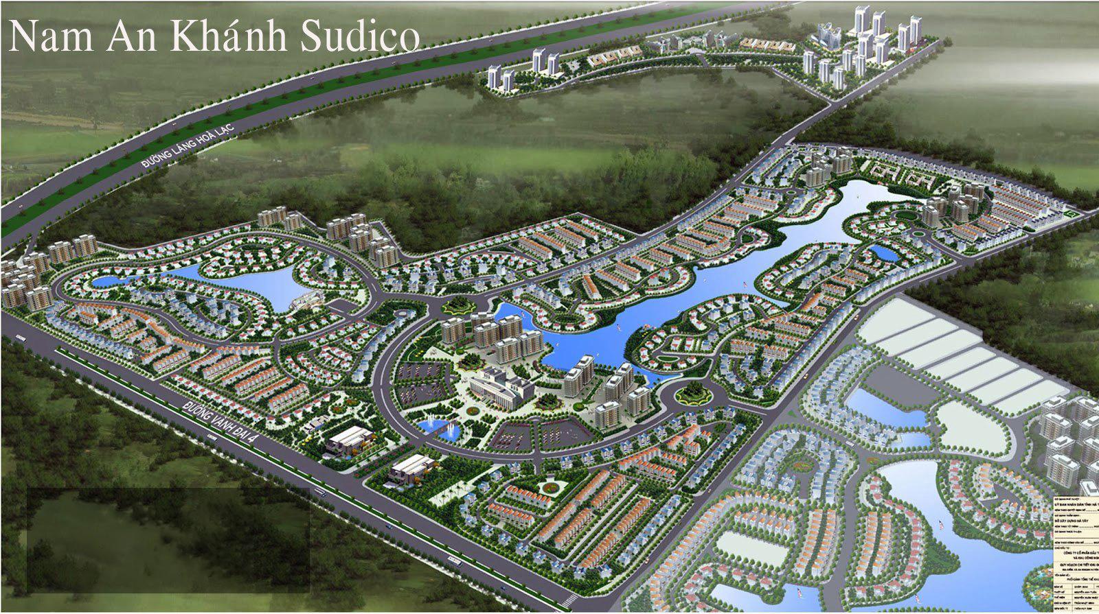 Khu đô thị Nam An Khánh Sudico