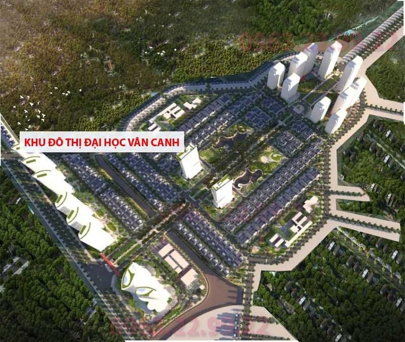Khu đô thị Đại học Vân Canh