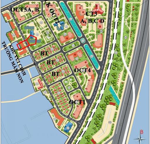 Quy hoạch khu đô thị Resco Cổ Nhuế