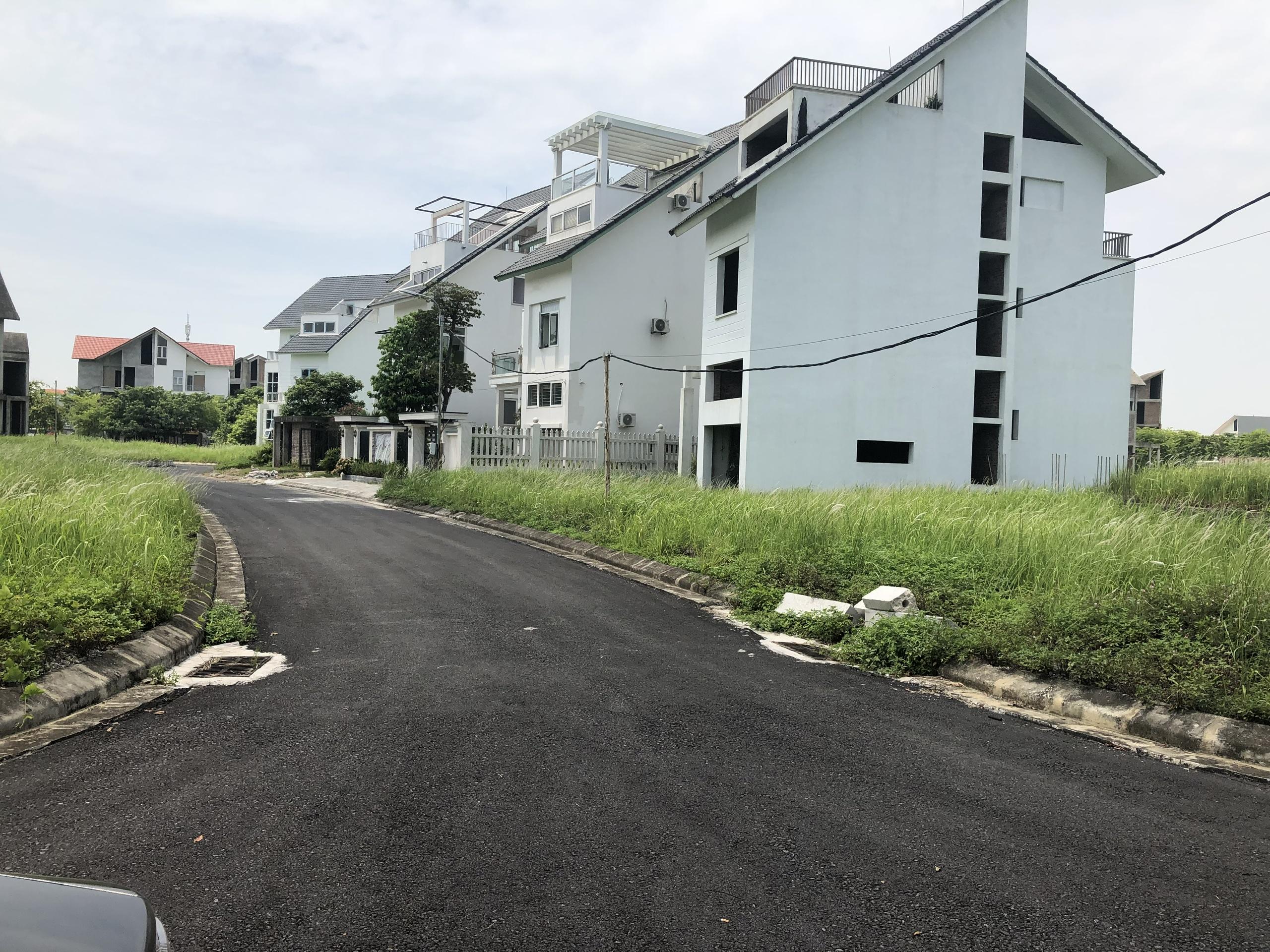 Hình ảnh thực tế Biệt thự Ngôi nhà mới