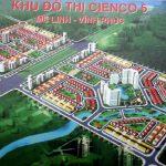 Phối cảnh dự án Khu đô thị Cienco 5 Mê Linh