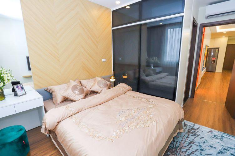 Thiết kế căn hộ mẫu - Phòng ngủ 1