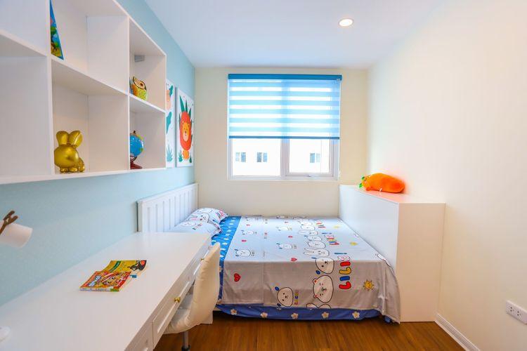 Thiết kế căn hộ mẫu - Phòng ngủ 3