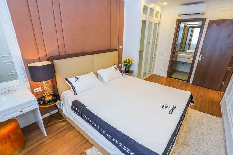 Thiết kế căn hộ mẫu - Phòng ngủ 2chung cư Eurowindow River Park