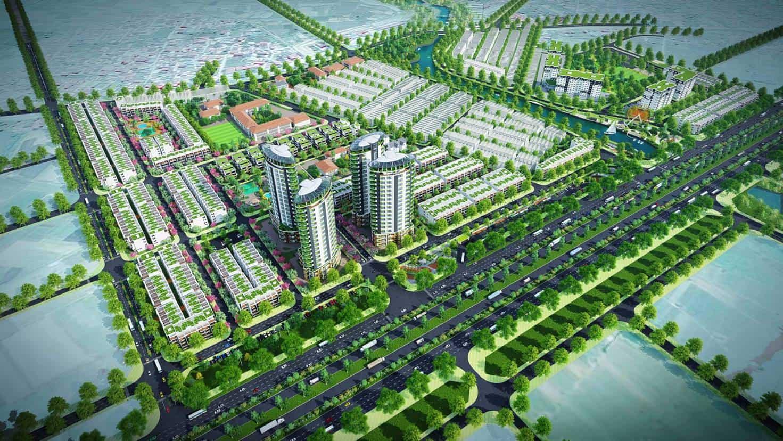 Khu đô thị Ceo Mê Linh