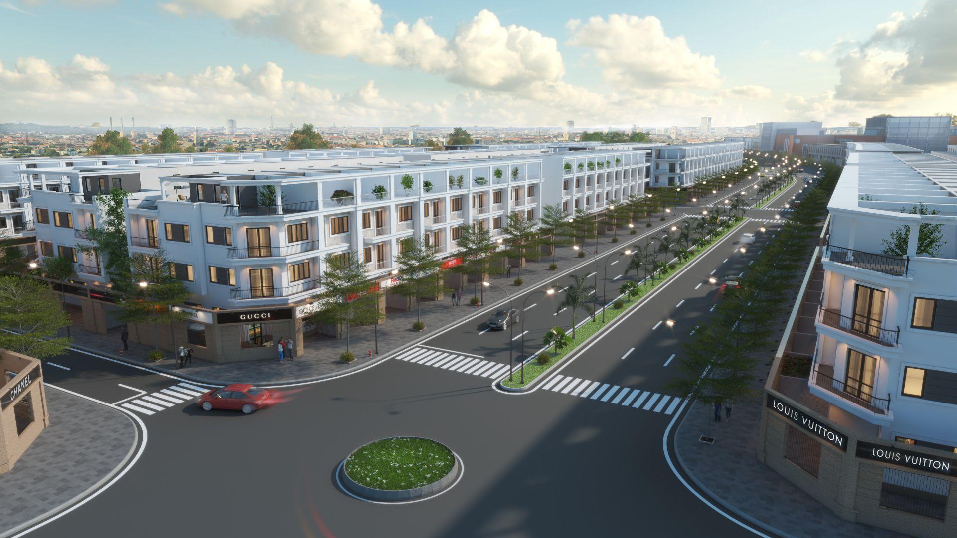 Dự án khu đô thị Hud Sơn Tây