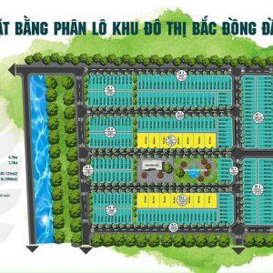 Đất đấu giá Bắc Đầm Đồng, Tiền Hải, Thái Bình