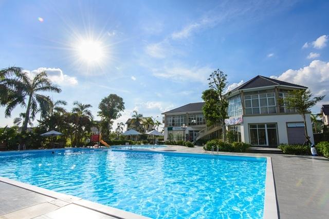Bể bơi Biệt thự đơn lập Sunnny Garden City