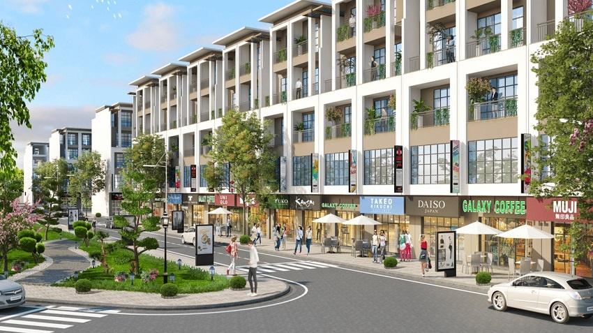 Thiết kế dự án Khu đô thị Kim Hoa Mê Linh