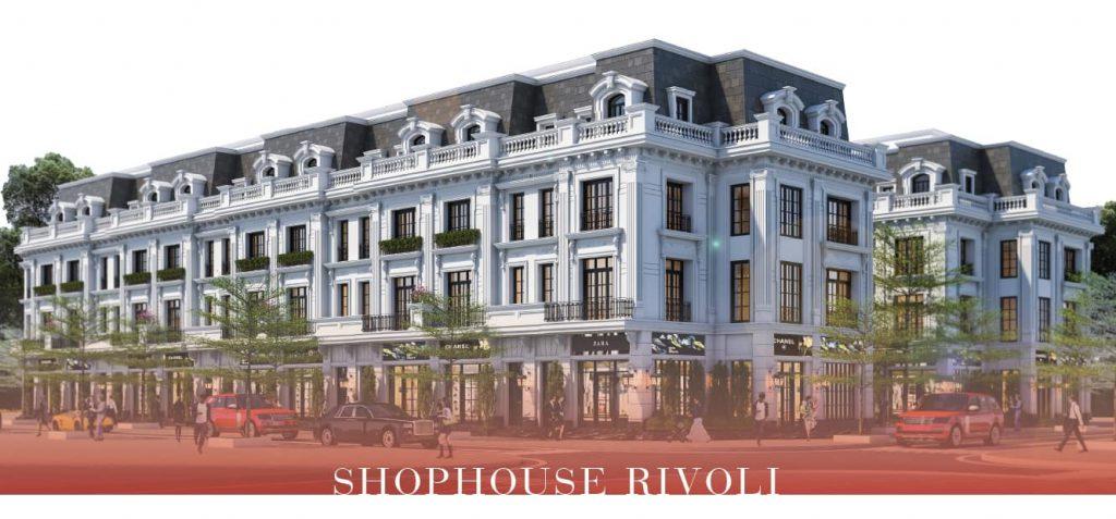 Shophouse FLC Premier Parc