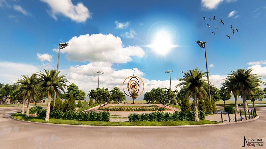 Cảnh quan Hud Mê Linh Central – Thanh Lâm Đại Thịnh 2