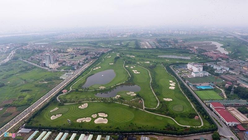 Sân Golf Long Biên liền kề Him Lam Vĩnh Tuy