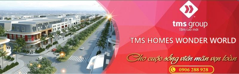 Mở bán TMS Wonder World Đầm Cói Vĩnh Yên