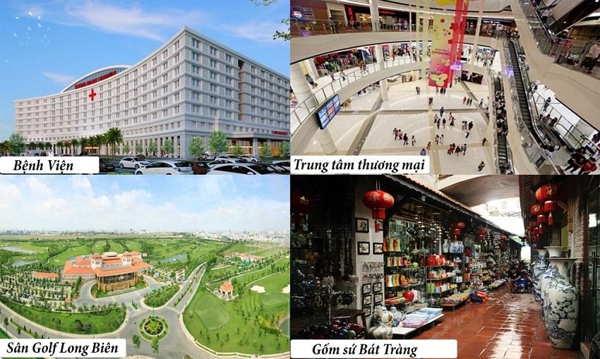 Tiện ích dự án Him Lam Long Biên