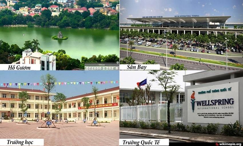 Tiện ích 2 dự án HimLam Vĩnh Tuy