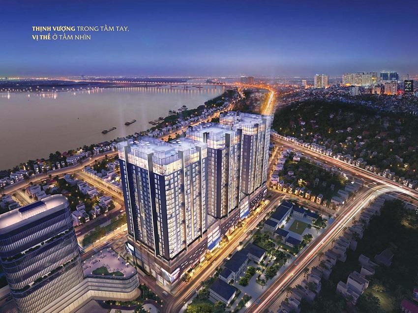 TỔNG QUAN DỰ ÁN CHUNG CƯ SUN GRAND CITY ANCORA