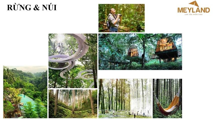 Điều kiện tự nhiên dự án Meyresort Bãi Lữ Nghệ An
