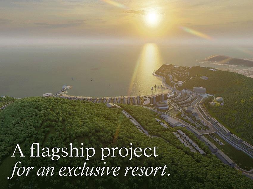 Dự án Meyresort Bãi Lữ Nghệ An