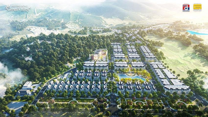 Mở bán khu đất đấu giá Valley Lương Sơn